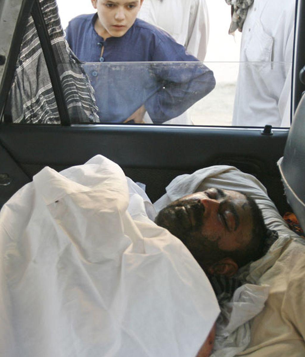 Matanza de la OTAN en Afganistán