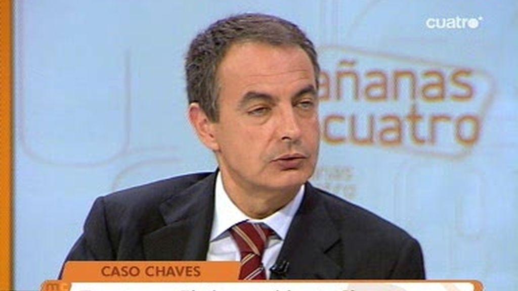 Entrevista al Presidente del Gobierno, José Luis Rodríguez Zapatero ( 6 de 6)