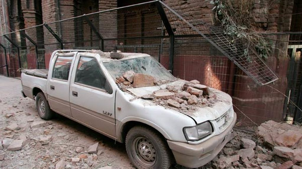 Terremeto en Chile