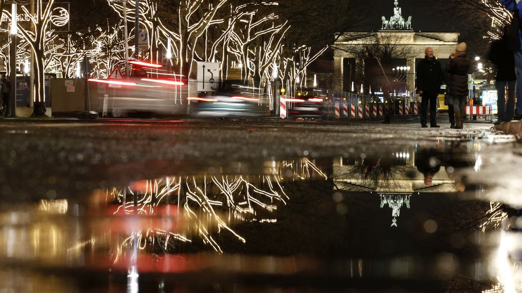 Navidad en Berlín (Alemania)