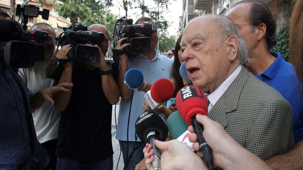 Jordi Pujol, a las puertas de su cas