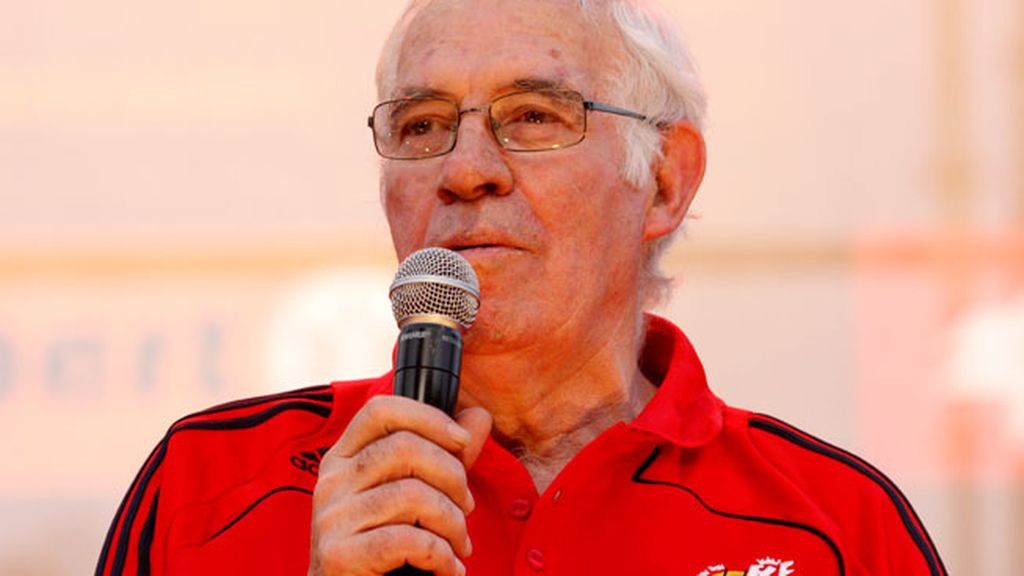 Luis Aragonés (1 de febrero)