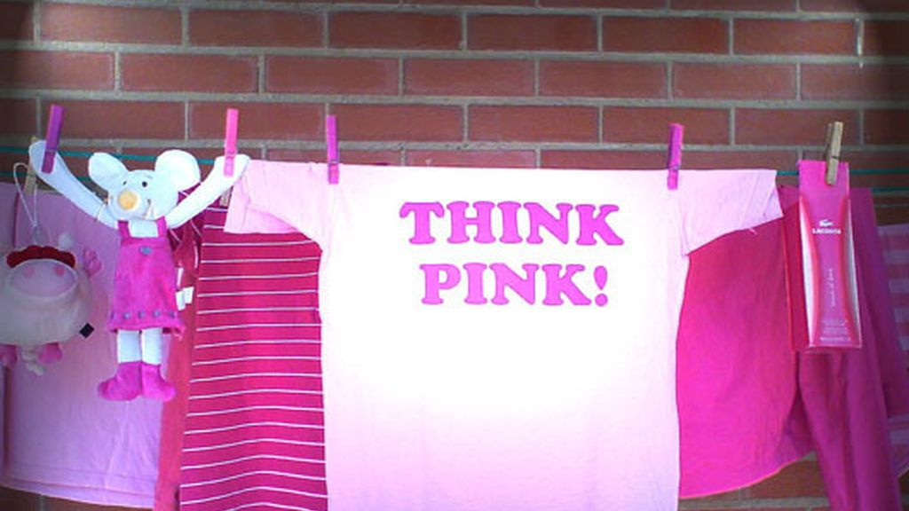 THINK PINK!!