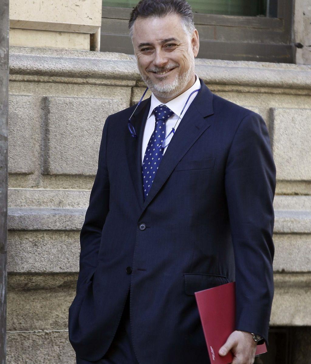 El exconsejero madrileño Alberto López Viejo