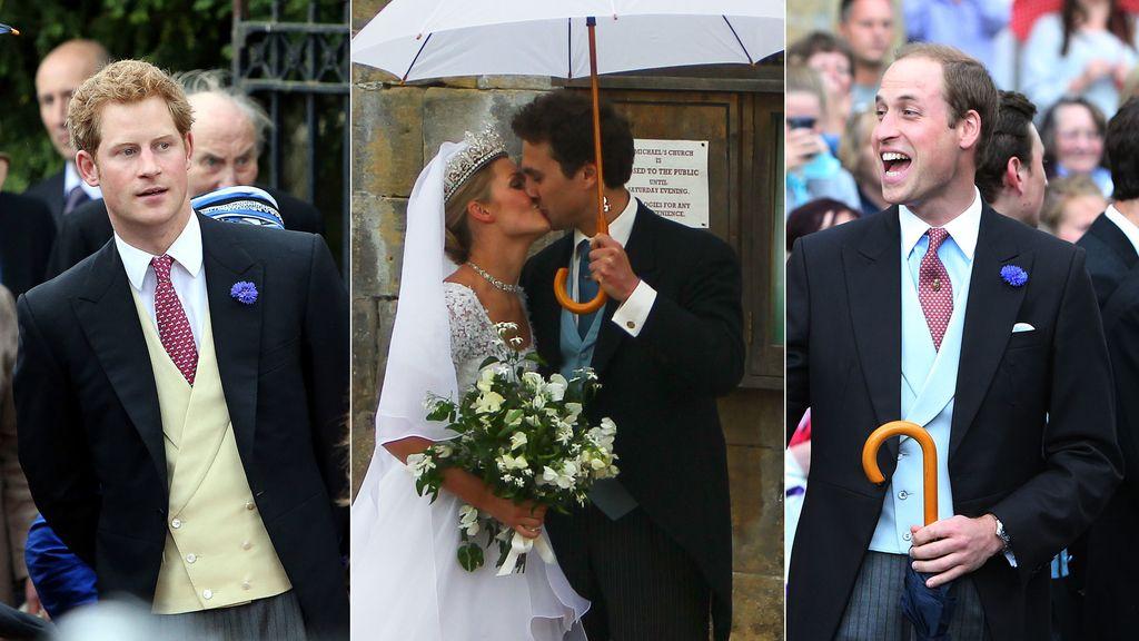 La boda de cuento de Lady Melissa Percy y Thomas van Straunbenzee