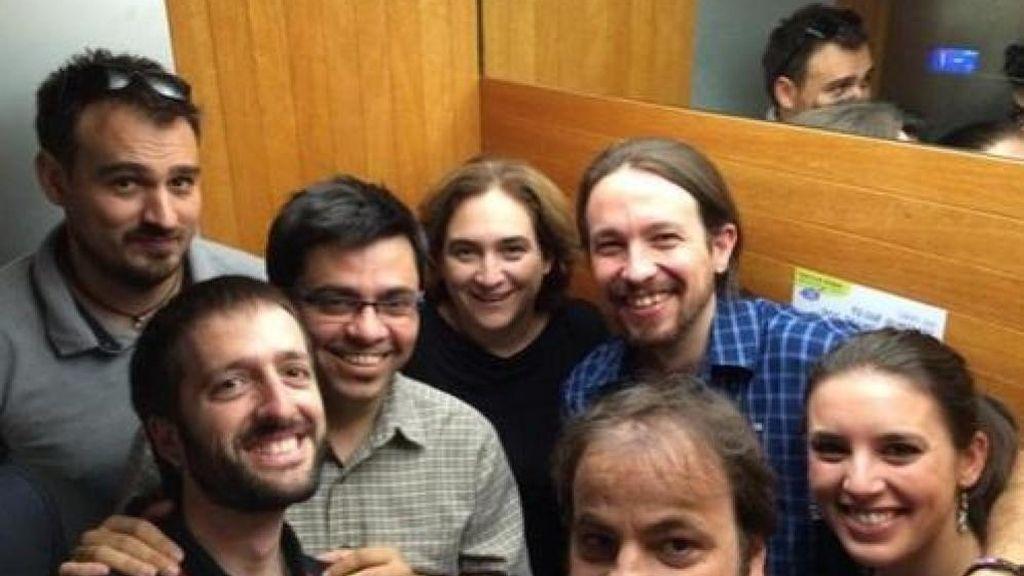 Pablo Iglesias, el político español con más seguidores en las redes sociales