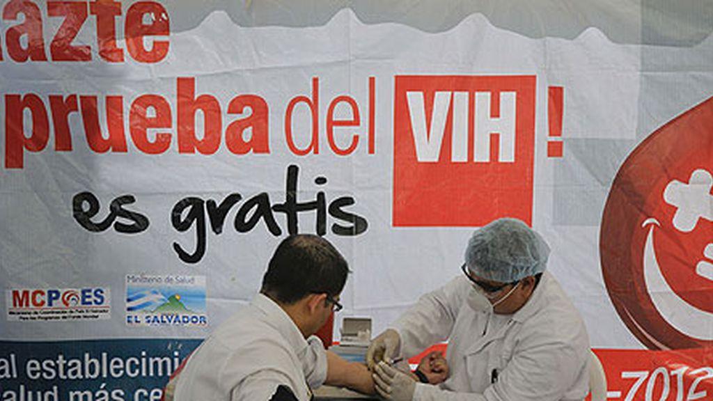 Campaña de prevención del SIDA