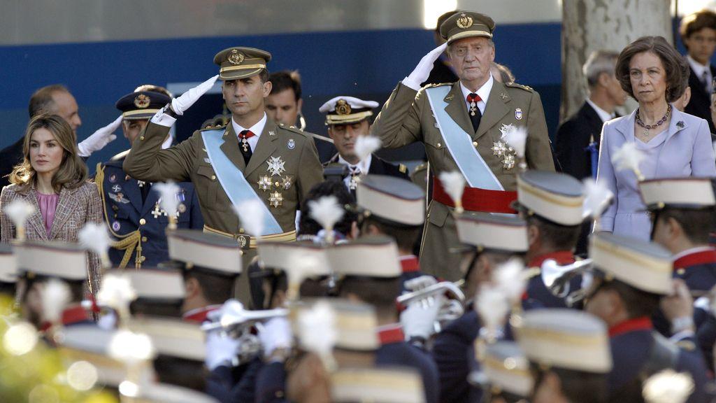 Desfile Militar del Día de la Hispanidad