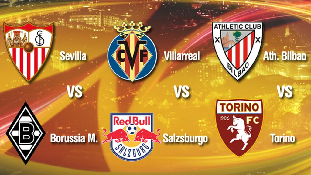 Europa League,Atheltic,Sevilla,Villarreal
