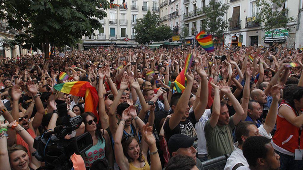 El mundo celebra el Orgullo Gay