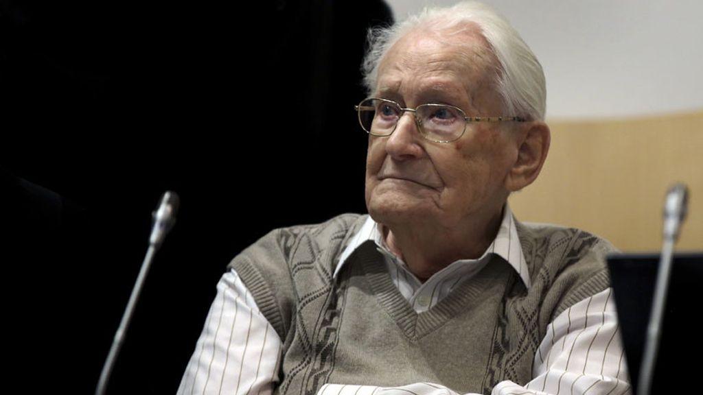 El contable de Auschwitz, juzgado a los 93 años