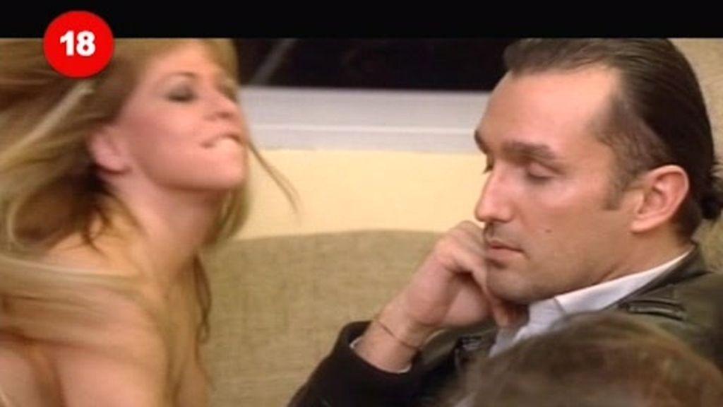 Rafa Méndez presencia una clase de sexo en directo