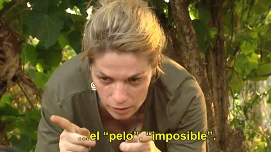 Marie se pelea con las mujeres de los Suri
