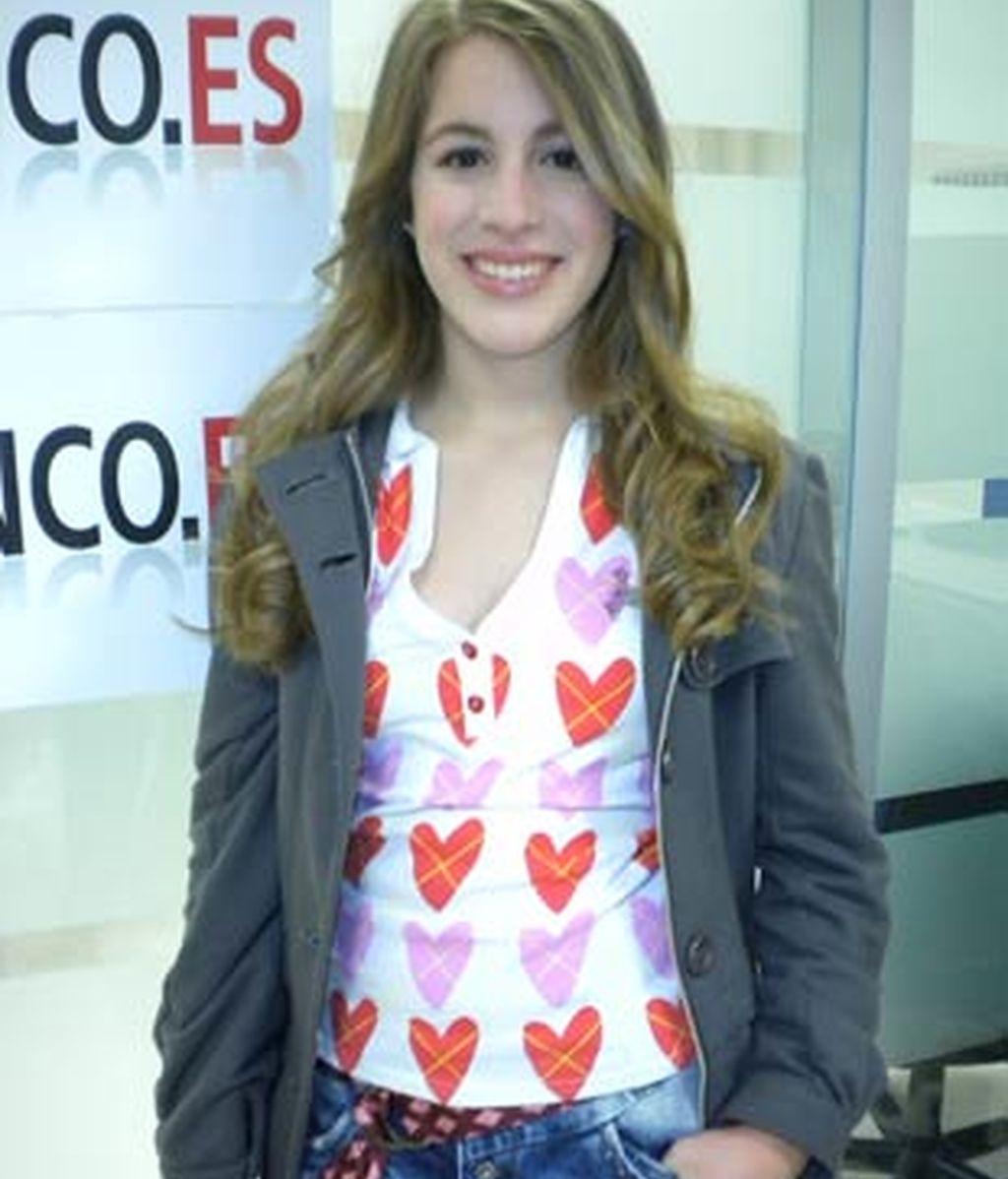 Laura Esquivel visitó telecinco.es