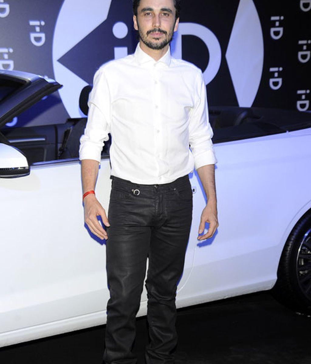 El actor de 'Aída' Canco Rodríguez