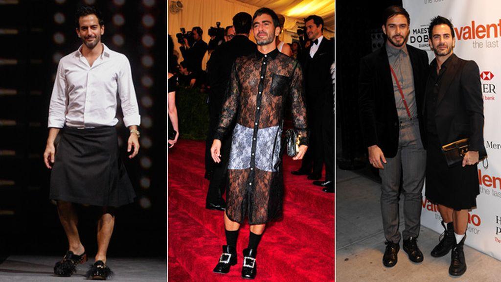 Marc Jacobs, el diseñador que las hizo famosas