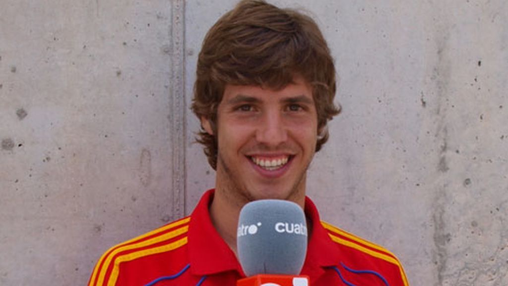 Rubén Perez, con la web de Cuatro