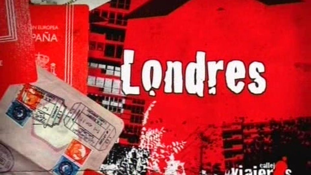 AVANCE. Callejeros Viajeros: Londres