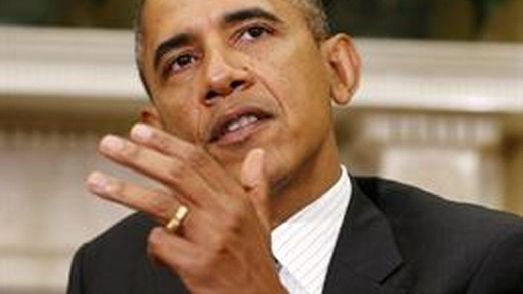 """Obama declara que el bloqueo federal le """"rompe el corazón"""""""
