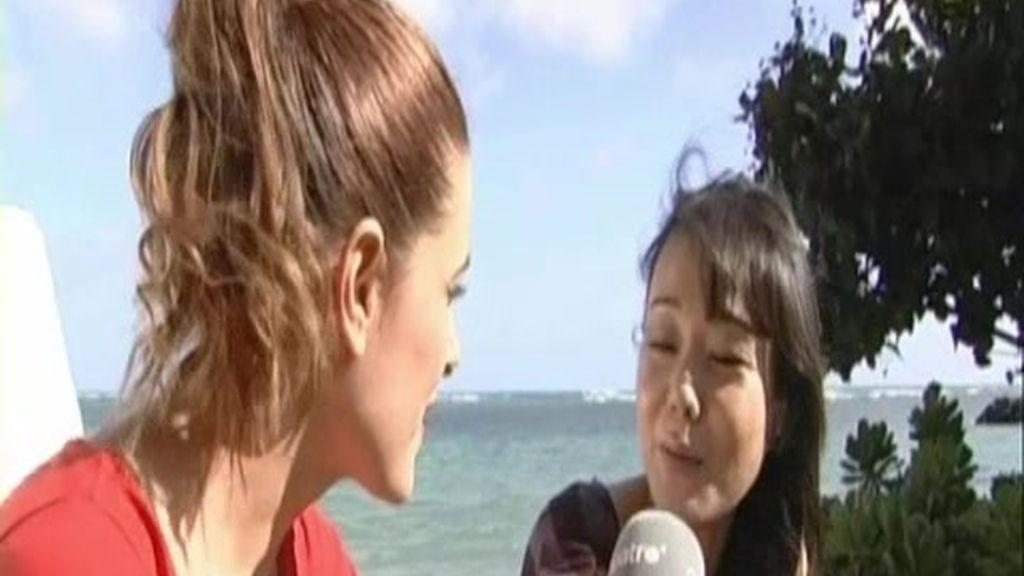 Unplugged Raquel en Hawai: Sun y Jin
