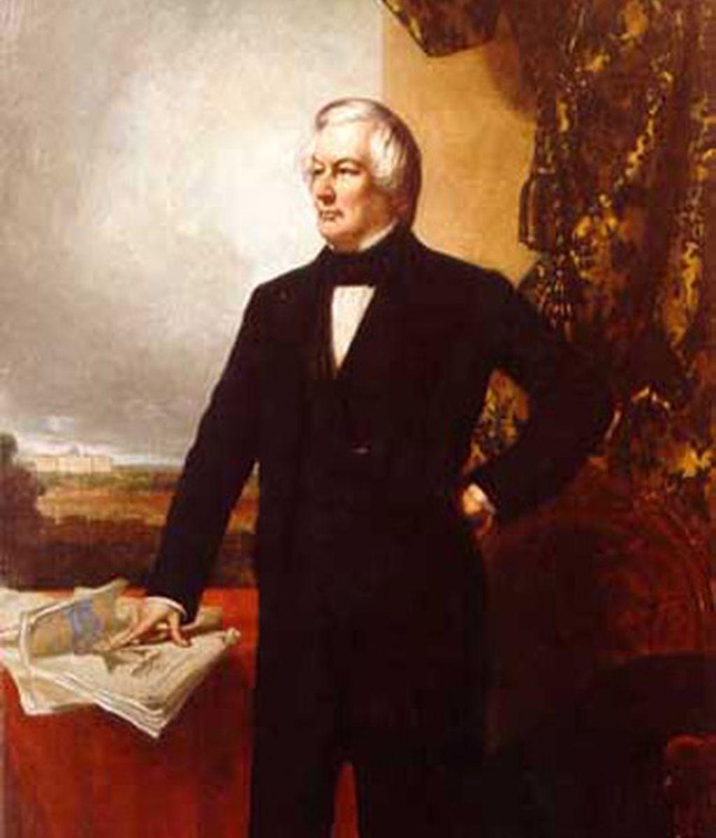 Millard Fillmore (1850-1953)