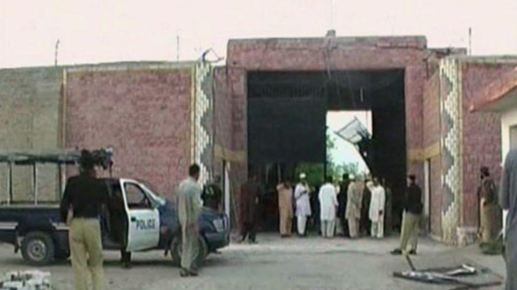 prisión paquistaní
