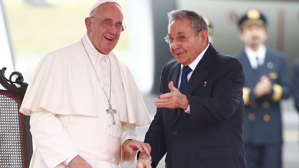 El Papa anima a Cuba y a EEUU a seguir adelante con la reconciliación