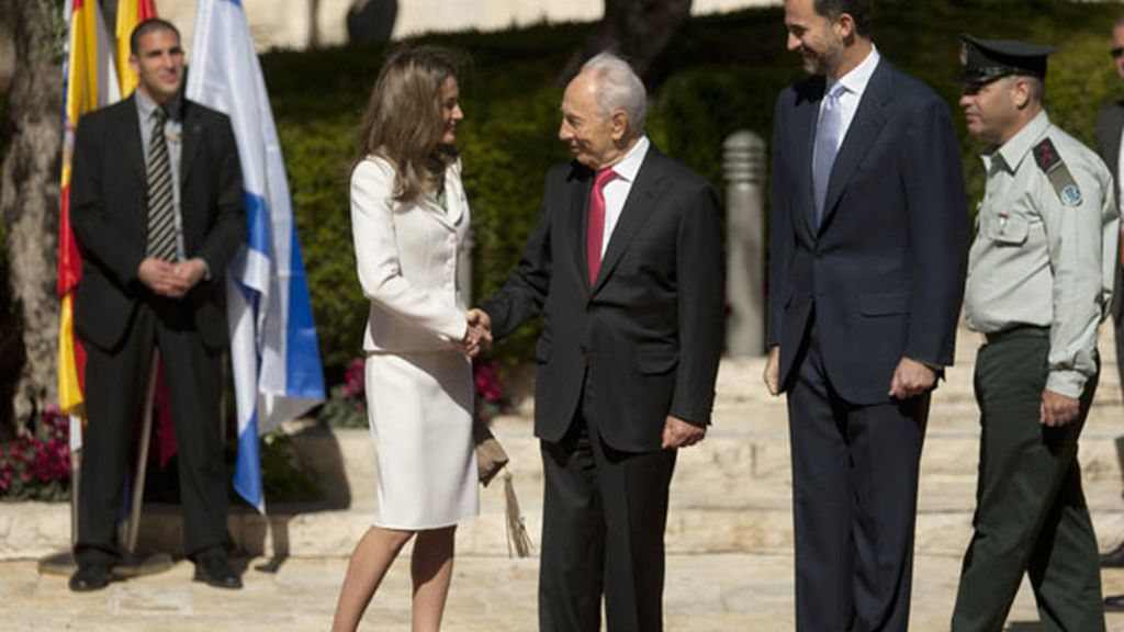 Encuentro con Simón Peres