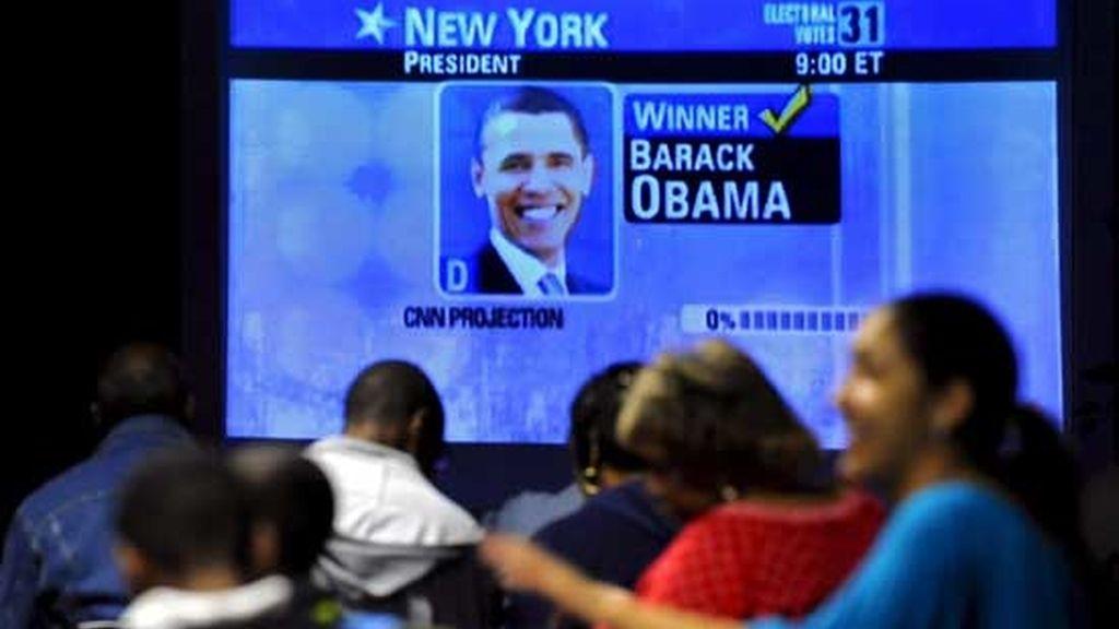Obama, hacia el triunfo