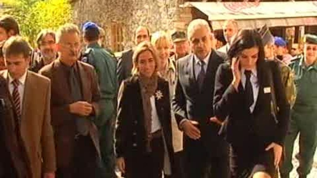 Los militares españoles abandonan Bosnia