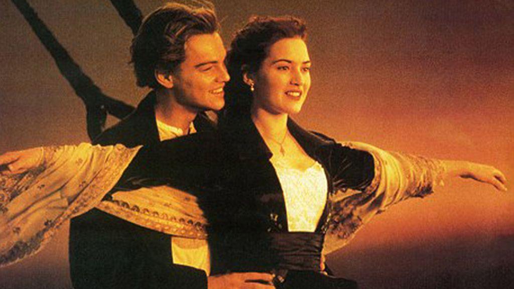 Titanic, el aplauso de Hollywood