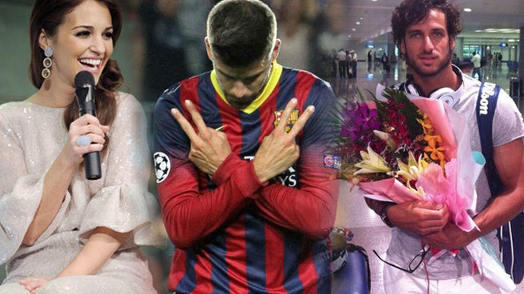 Las declaraciones más románticas de los famosos, foto a foto