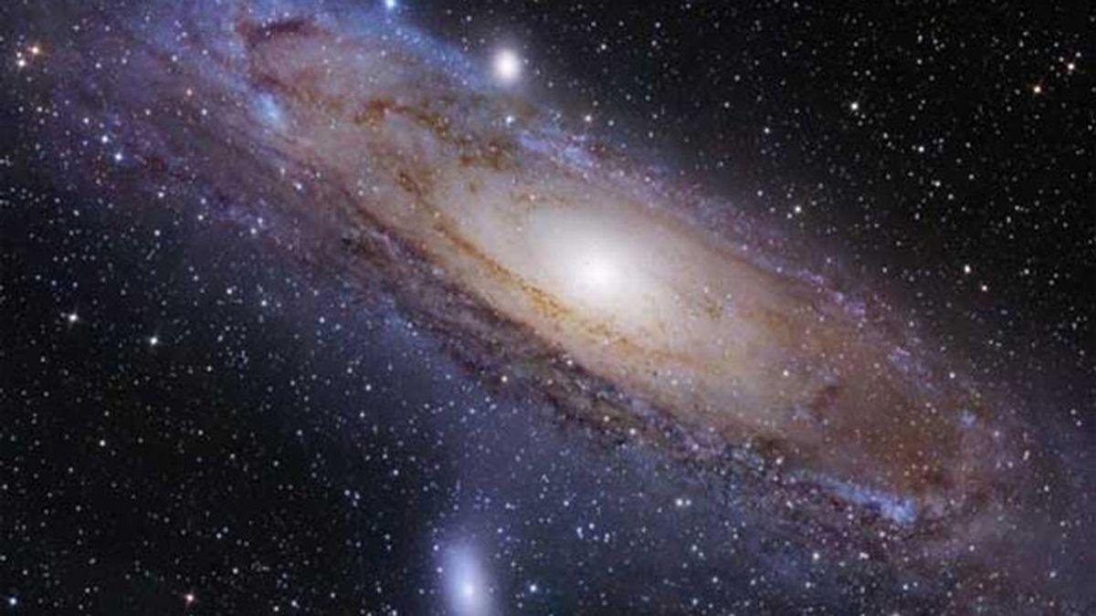 Detectan una enorme explosión en una galaxia cercana a la Tierra