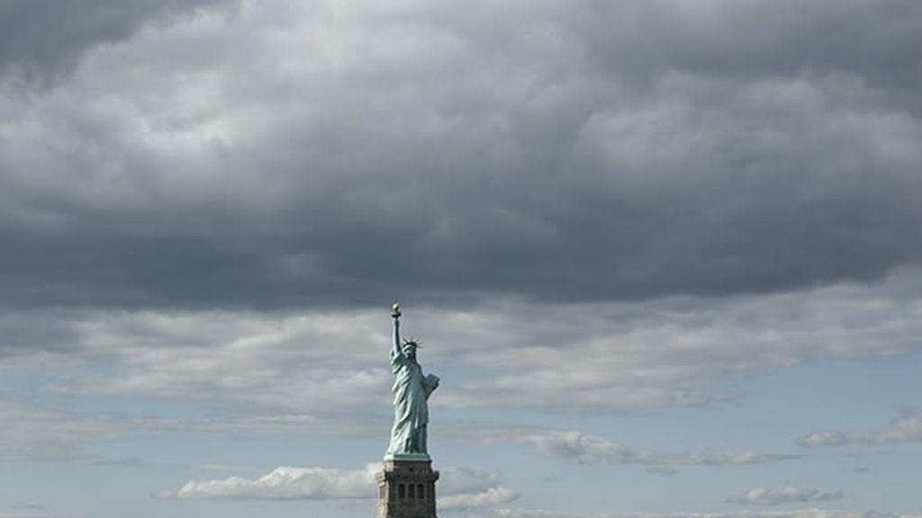 La Estatua de la Libertad, uno de los símbolos de Nueva York y de Estados Unidos
