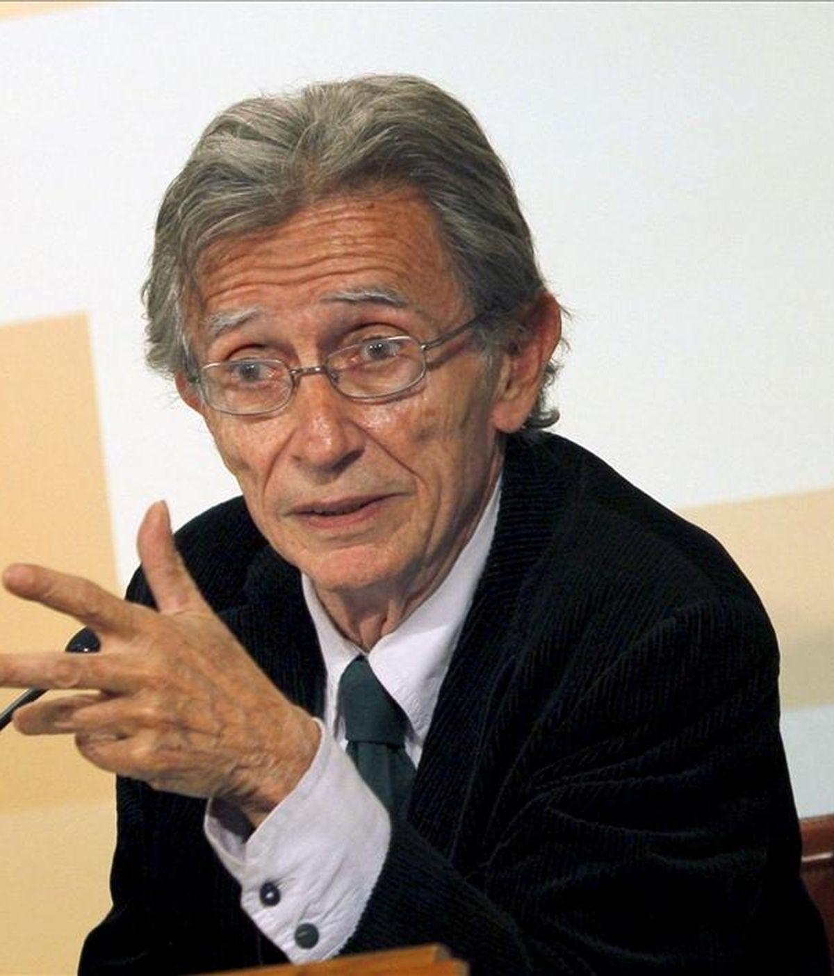 Xavier Rubert de Ventós. EFE/Archivo