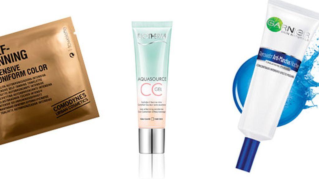 Novedades cosméticas para la primavera: cara