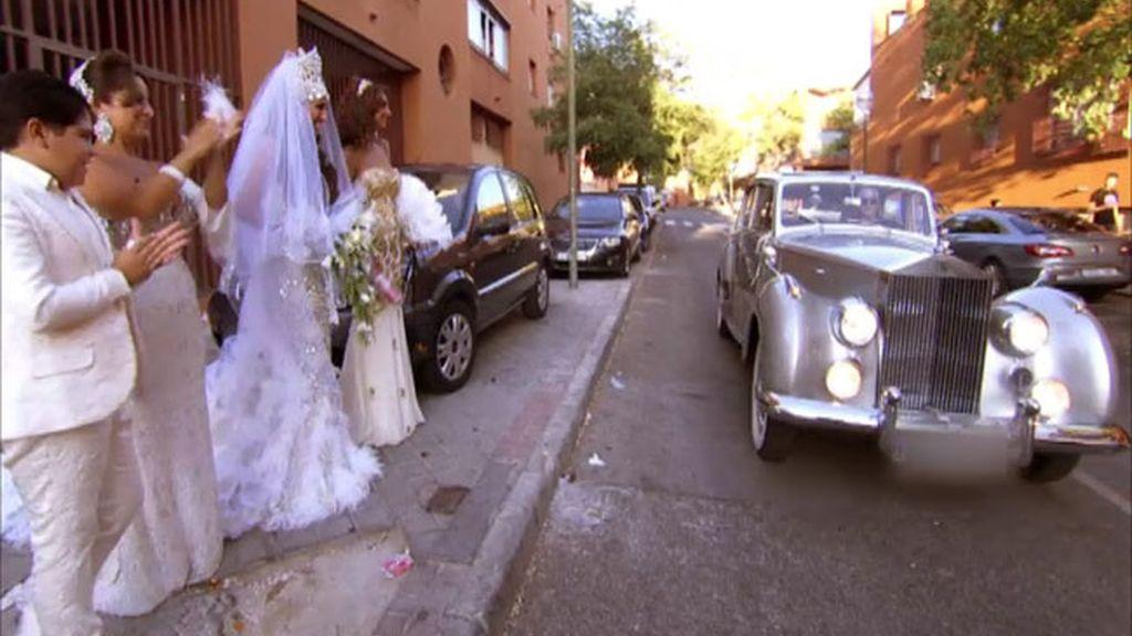 Noemi, del roneo a la boda en 'Palabra de gitano'