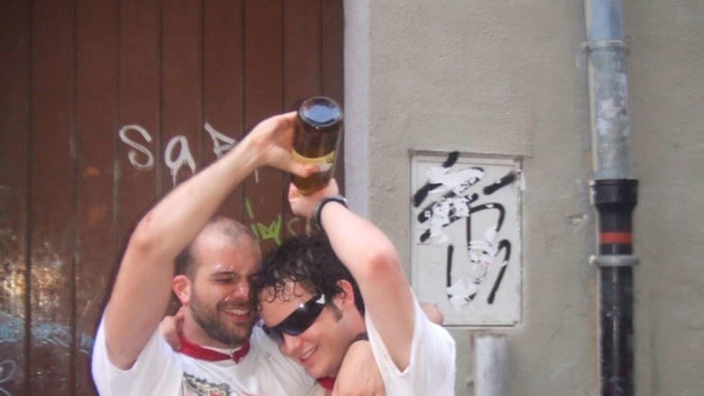 Baño de cerveza