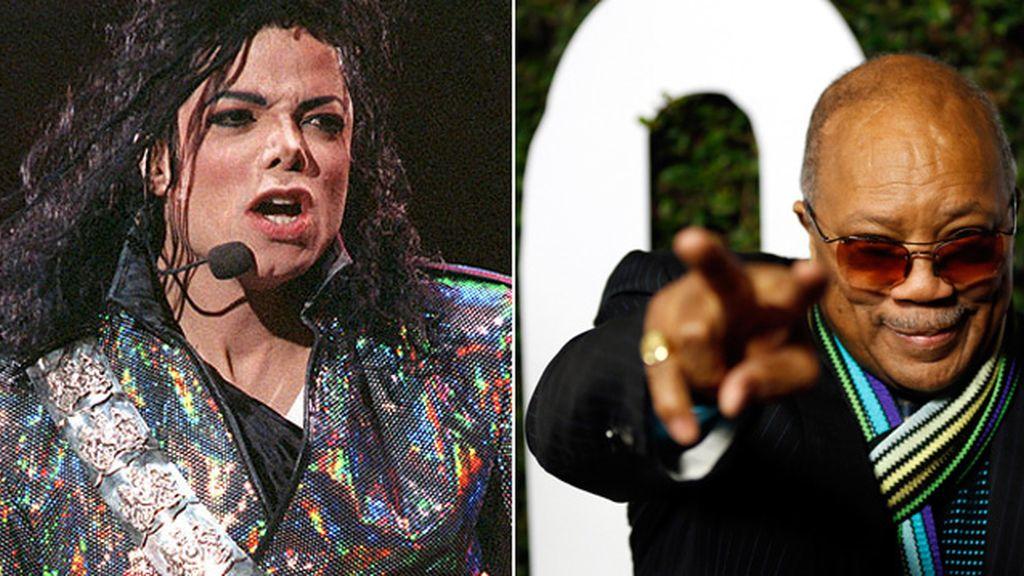 Quincy Jones demanda a los herederos de Michael Jackson