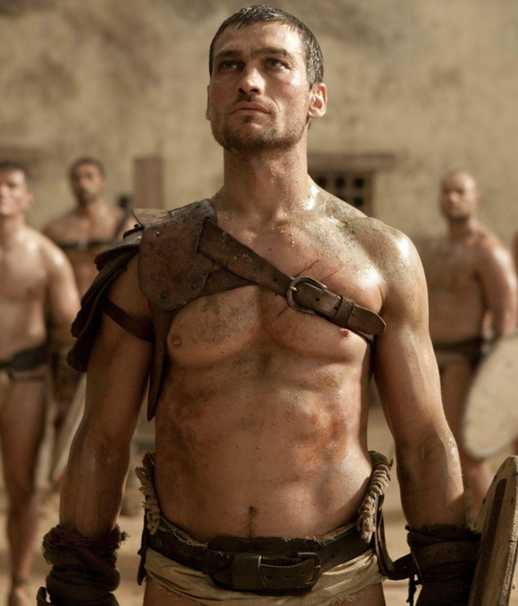 Definiendo el 'six-pack' de Spartacus