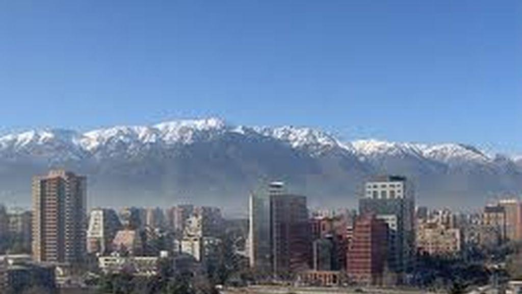 Chile siente un seísmo