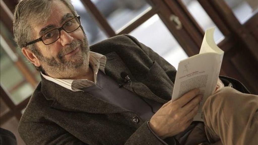 Muñoz Molina recoge el Premio Jerusalén