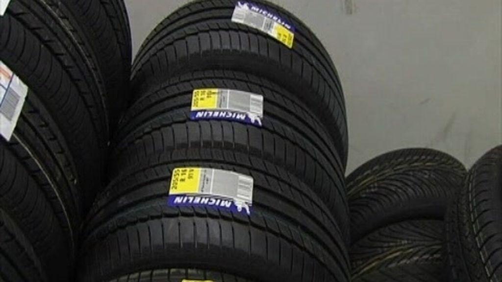 ¿Todos los neumáticos subvencionados?