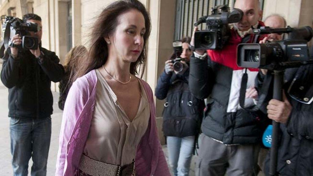 La juez Alaya ordena el ingreso en prisión de dos exdirectivos de Vitalia y el cuñado de Lanzas