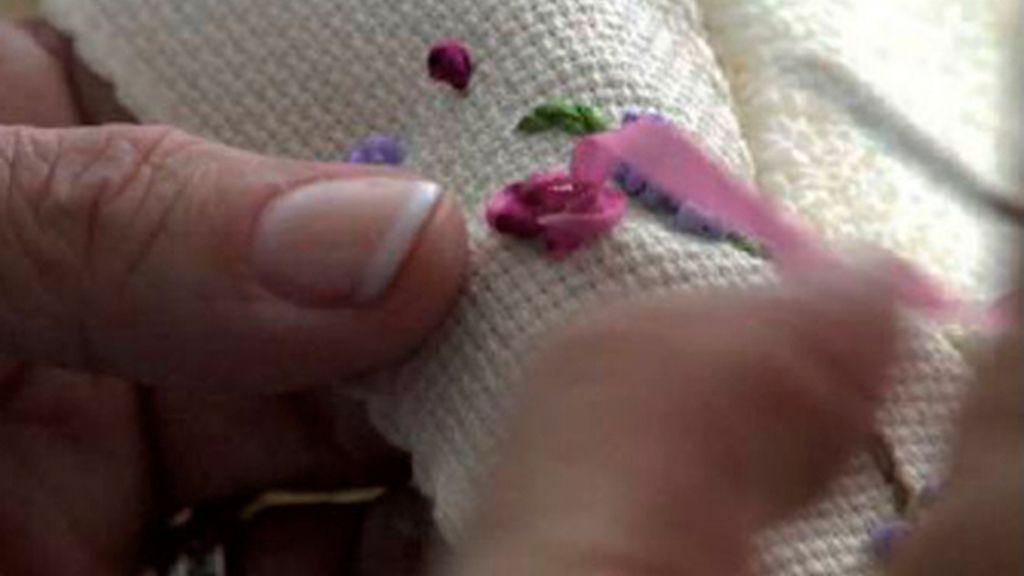 Tricotosas 32: Toallas bordadas