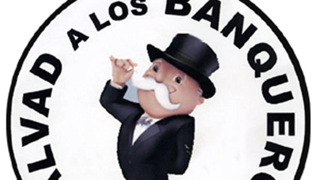 Salvad a los banqueros