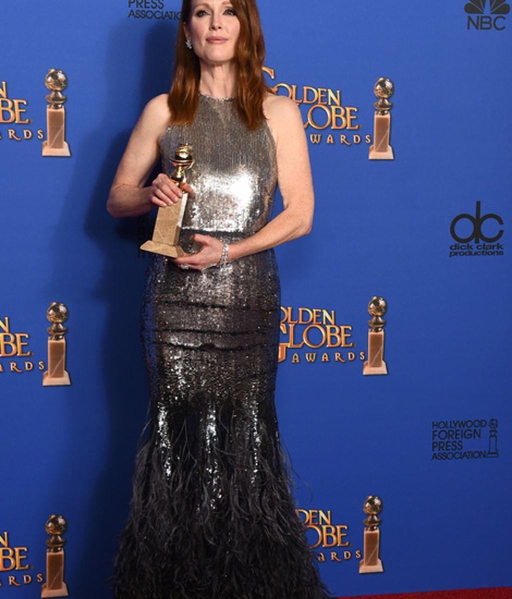 Julianne Moore (mejor actriz principal de Drama)