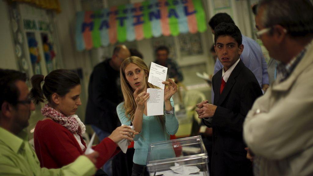Elecciones 24M
