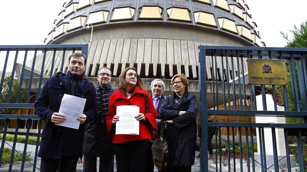 El PSOE presenta un recurso de inconstitucionalidad contra el euro por receta en la Comunidad de Madrid