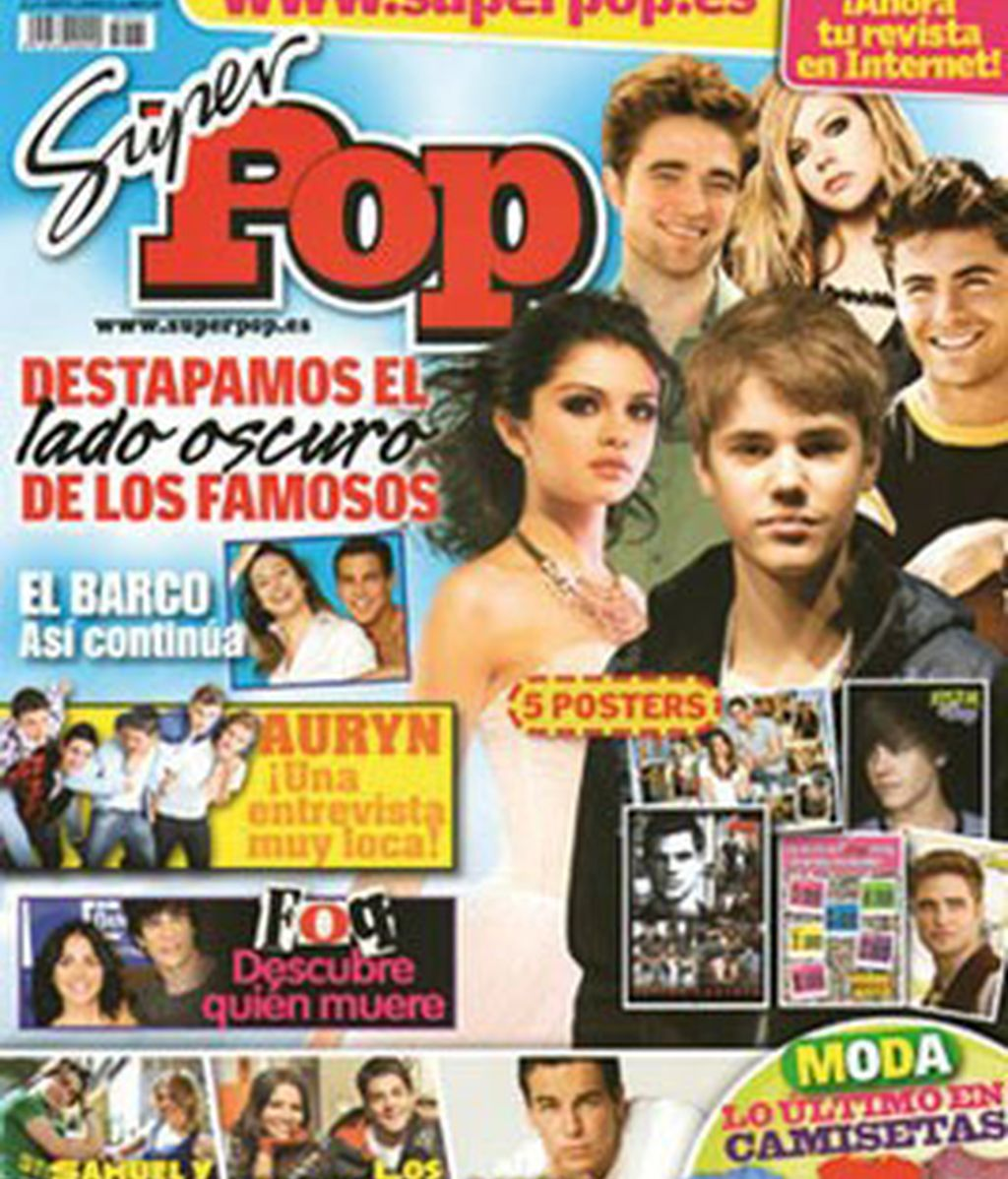 Super pop ya no se publicará en papel